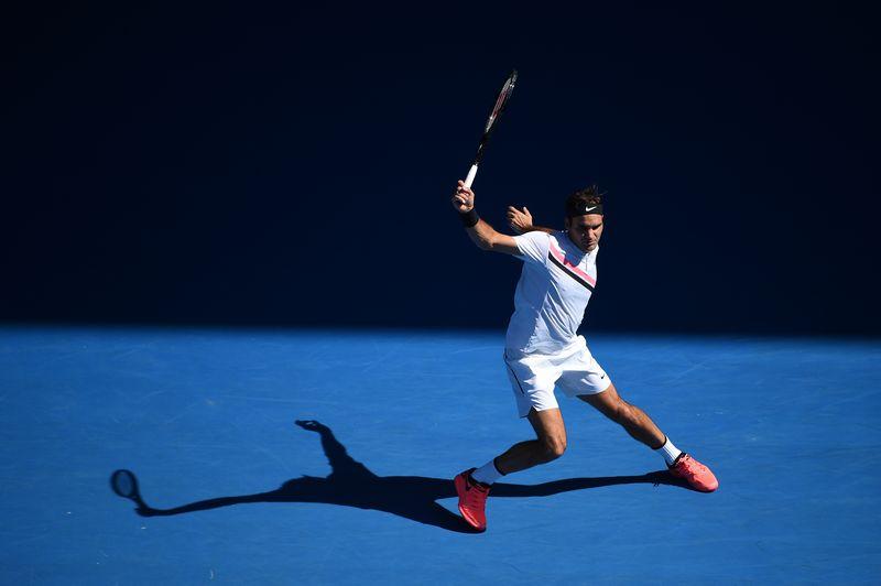 Roger Federer, Open d'Australie 2018