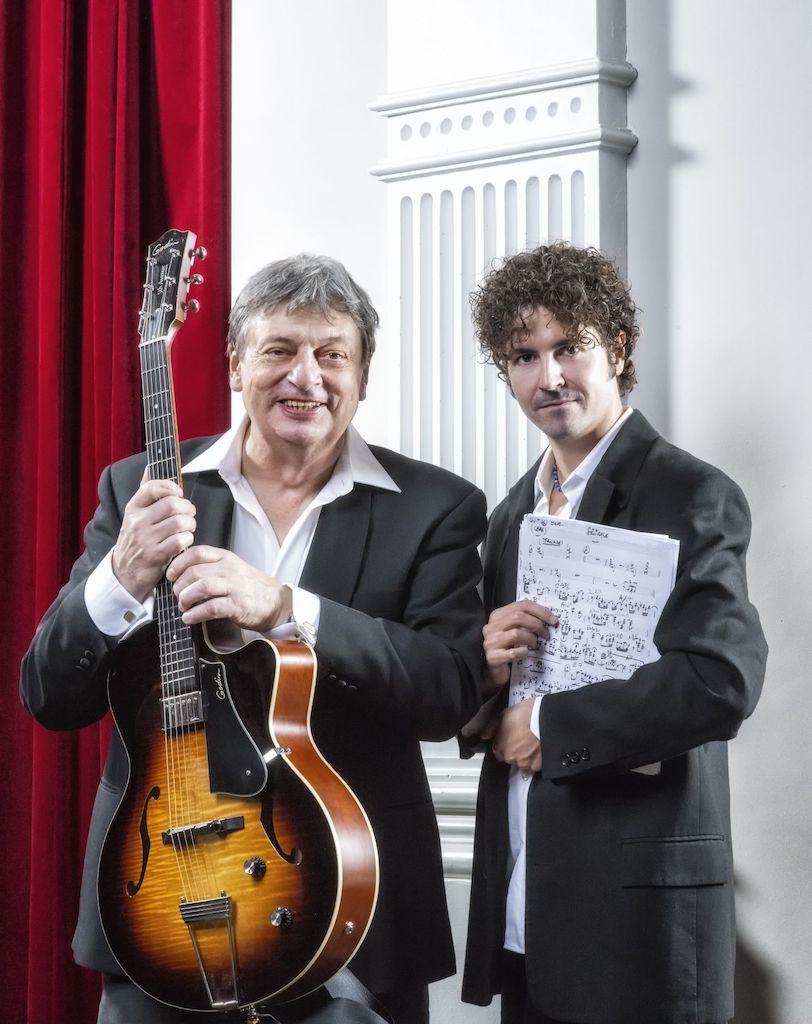 Philip Catherine, Nicola Andrioli & Sven Faller