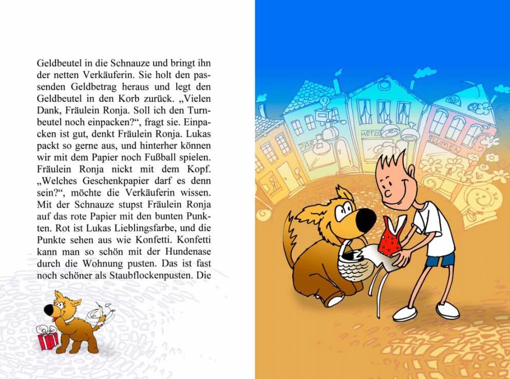 Zeichnungfür Fräulein Ronja by Winghardt 3