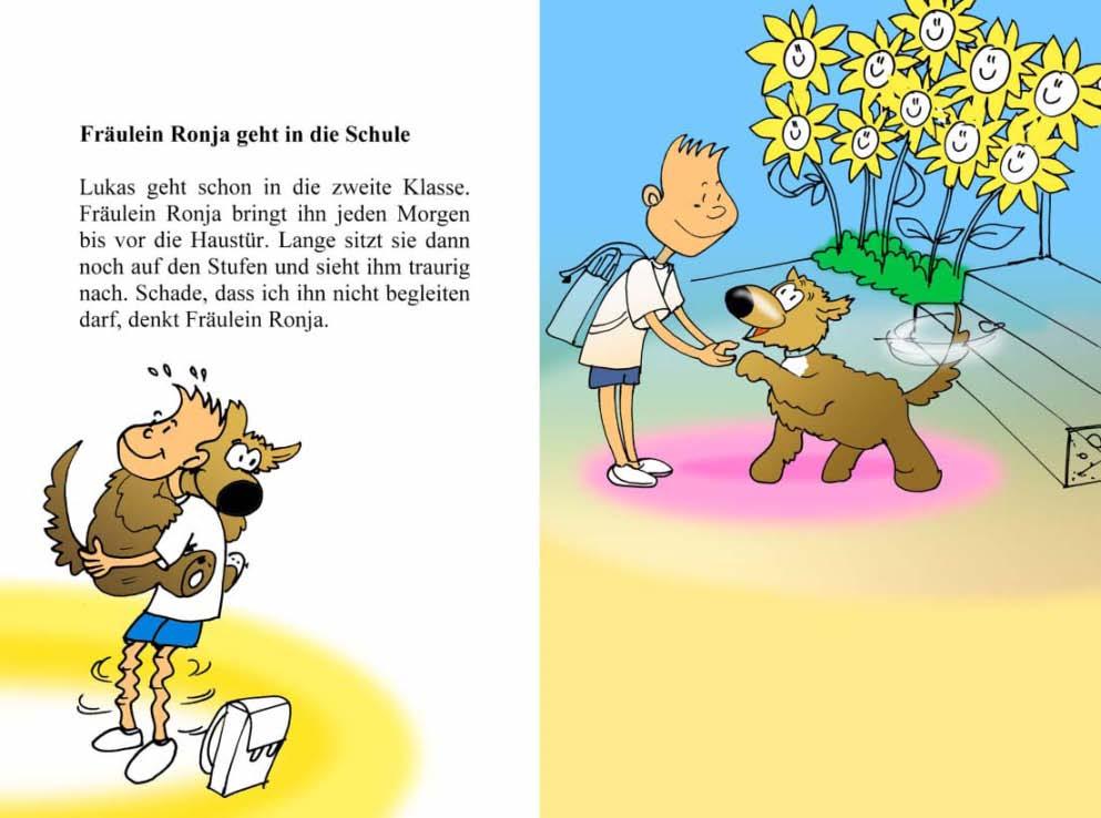 Zeichnungfür Fräulein Ronja by Winghardt 1
