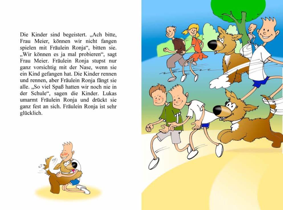 Zeichnungfür Fräulein Ronja by Winghardt 4