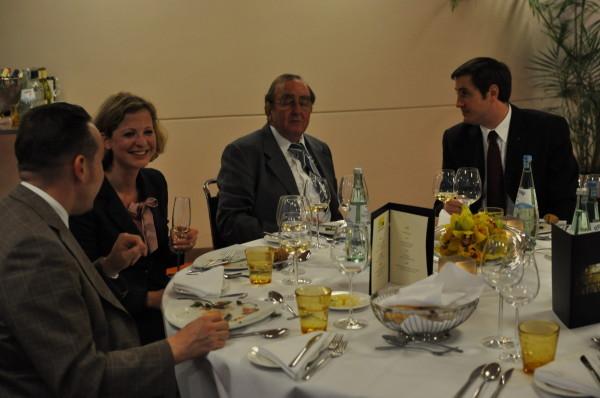 Dr. Fischr, Dr. Gather, Herr und Frau Heß