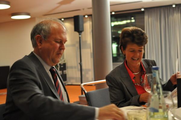 RiAG Börstinghaus an Frau Staatssekretärin Dr. Grundmann