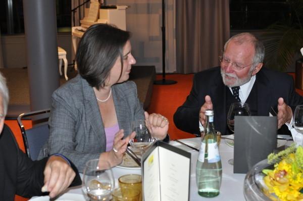 Frau Dr. Kirchhoff und RiLG a.D.Blank