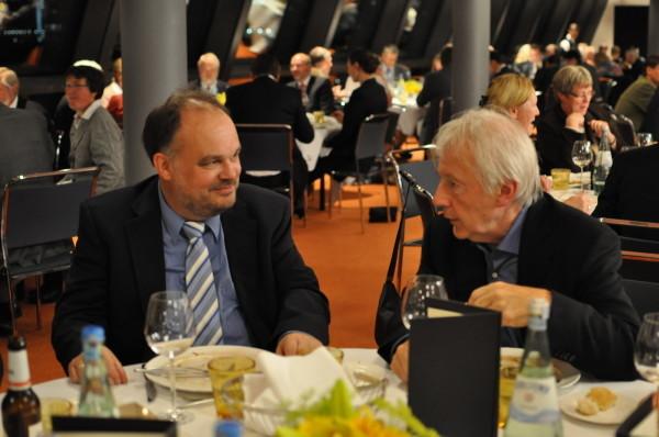 RA Siebenkotten und Prof. Dr. Derleder
