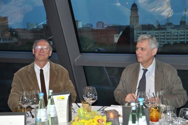 Ulrich von Schoenebeck und RA Gellwitzki