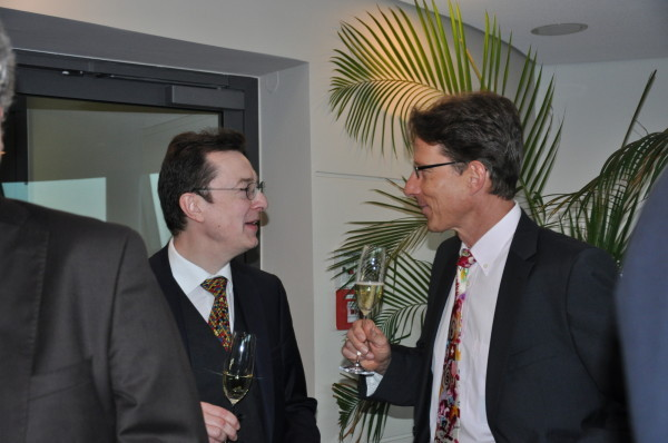 RA Herrlein und RA Dr. Kappus