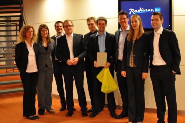 Mitarbeiter der Forschungsstelle für Immobilienrecht der Universität Bielefeld