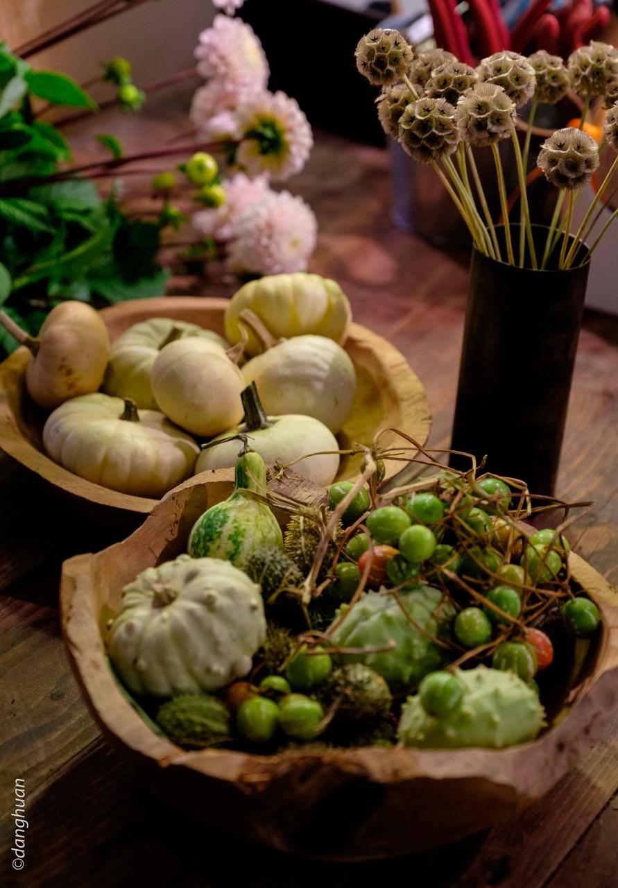 Légumes, Fruits, Fleurs de Saison