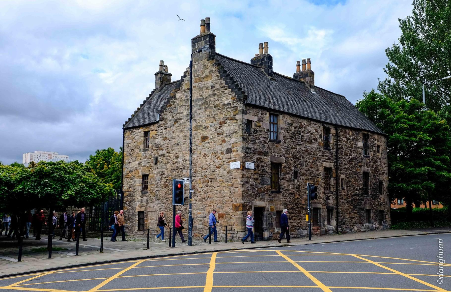 Glasgow - maison médiévale Provand's Lordship