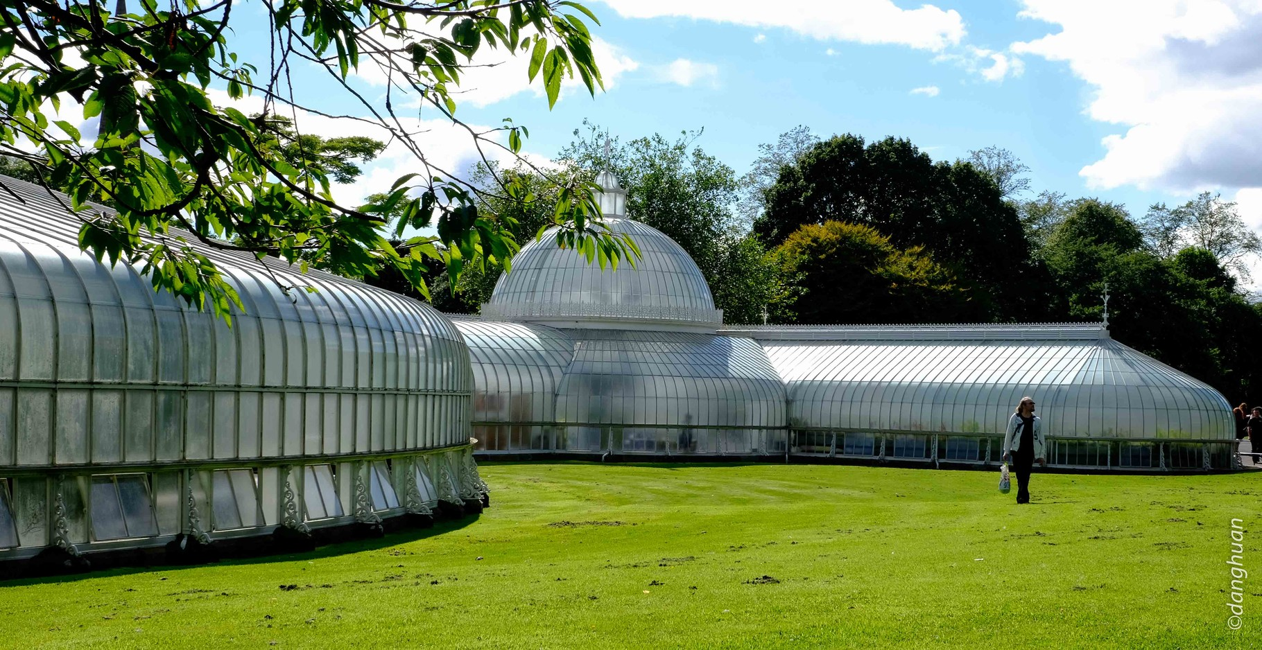 Glasgow - Jardin botanique
