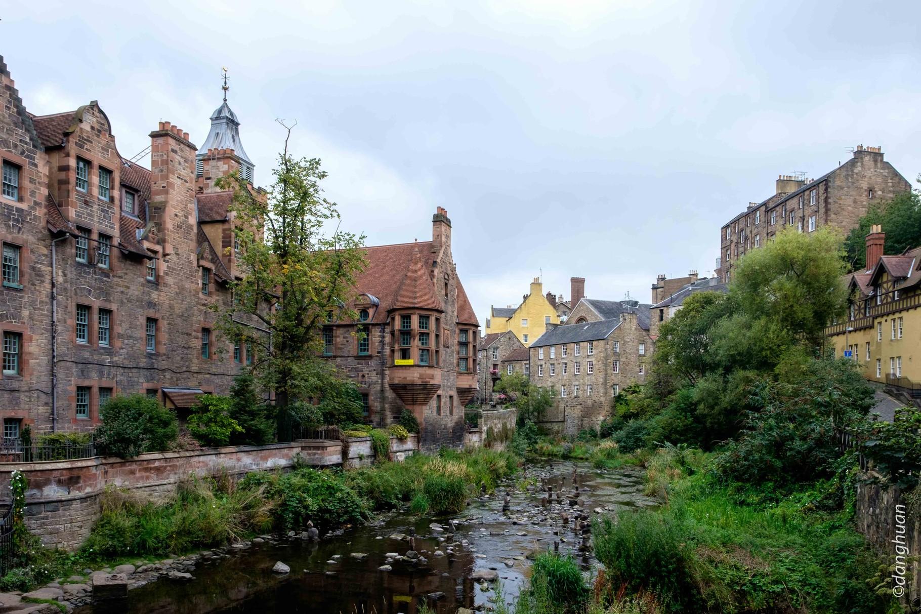 Au long de Water of Leith