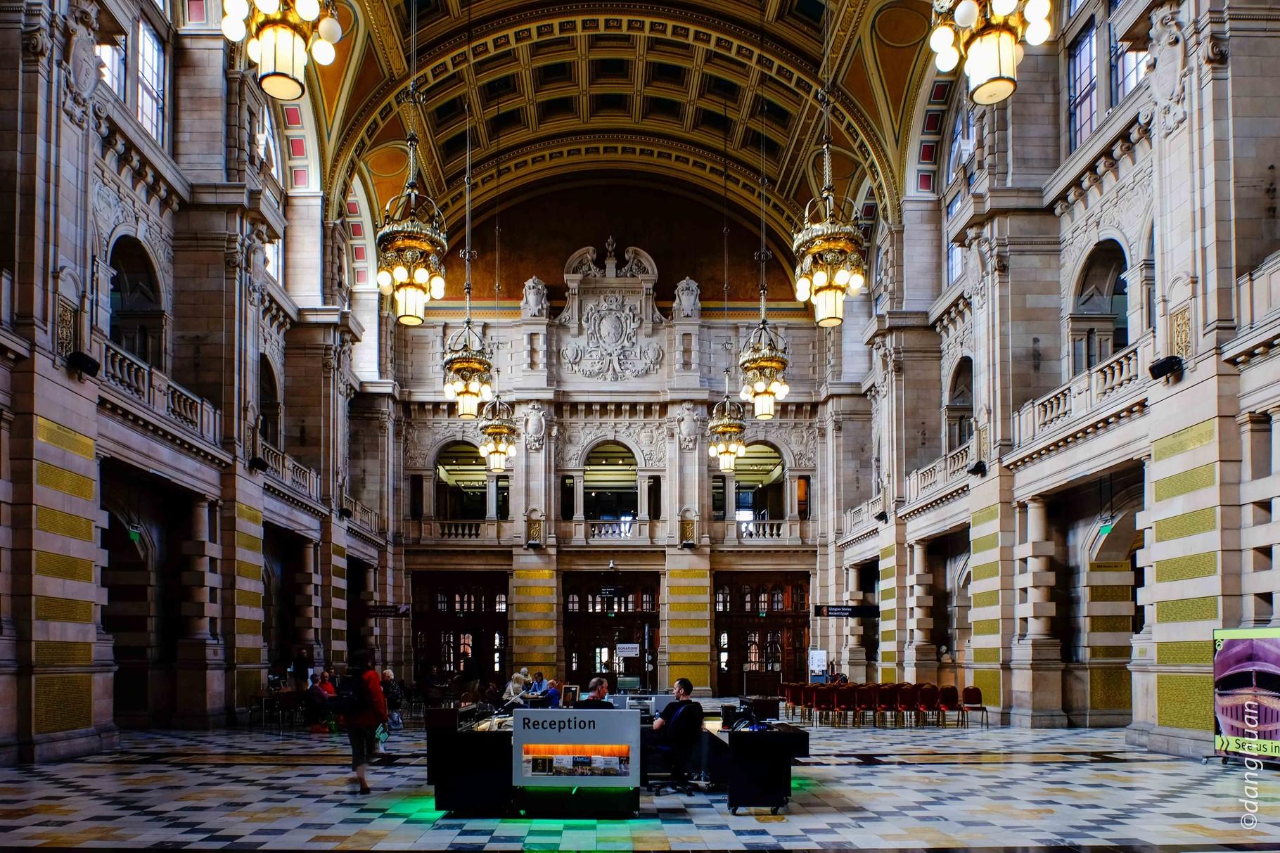 Kelvingrove Art Gallery de Glasgow