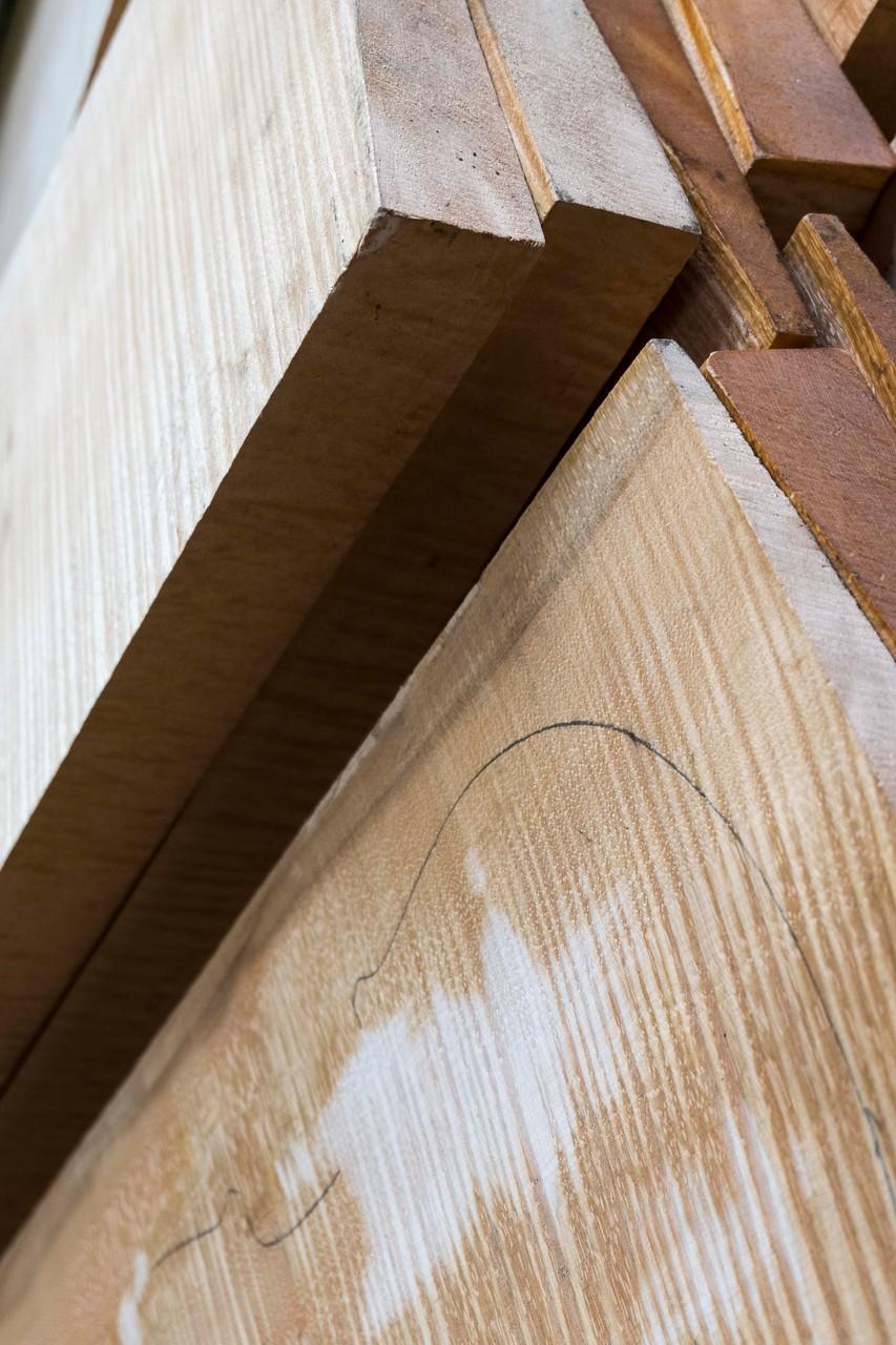 La matière première qui sonne : le bois Epicéa