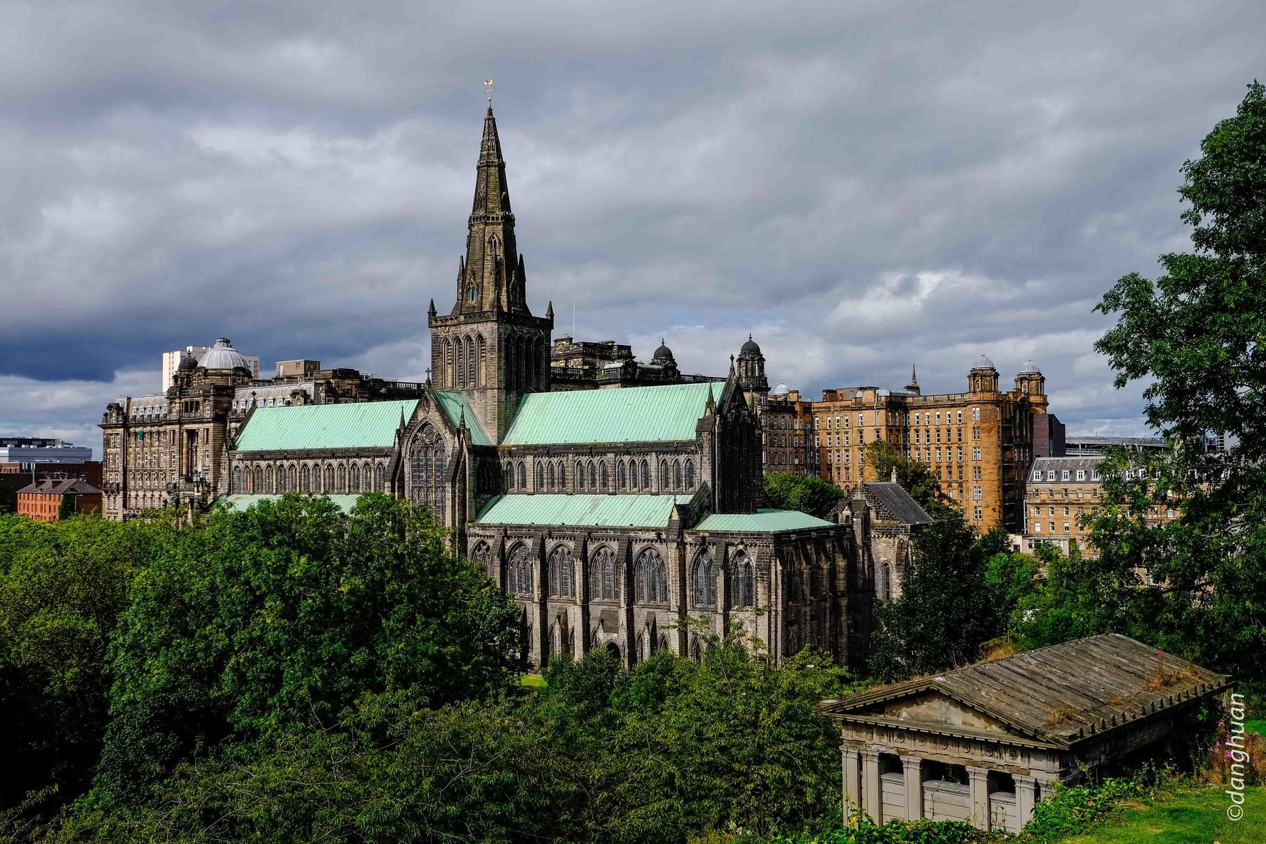 Glasgow - la cathédrale