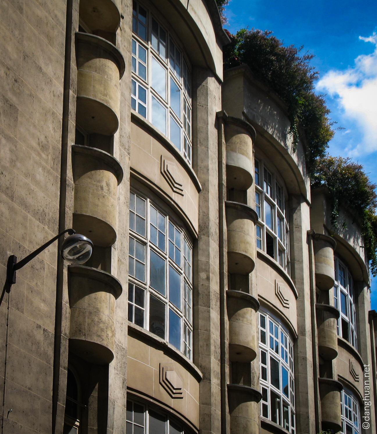 Architectes : Chavarel et Mélendès - Rue des belles feuilles - 1930