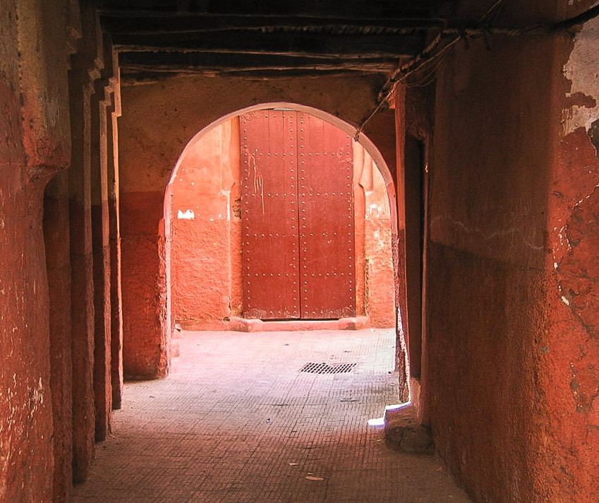 Marrakech - Médina