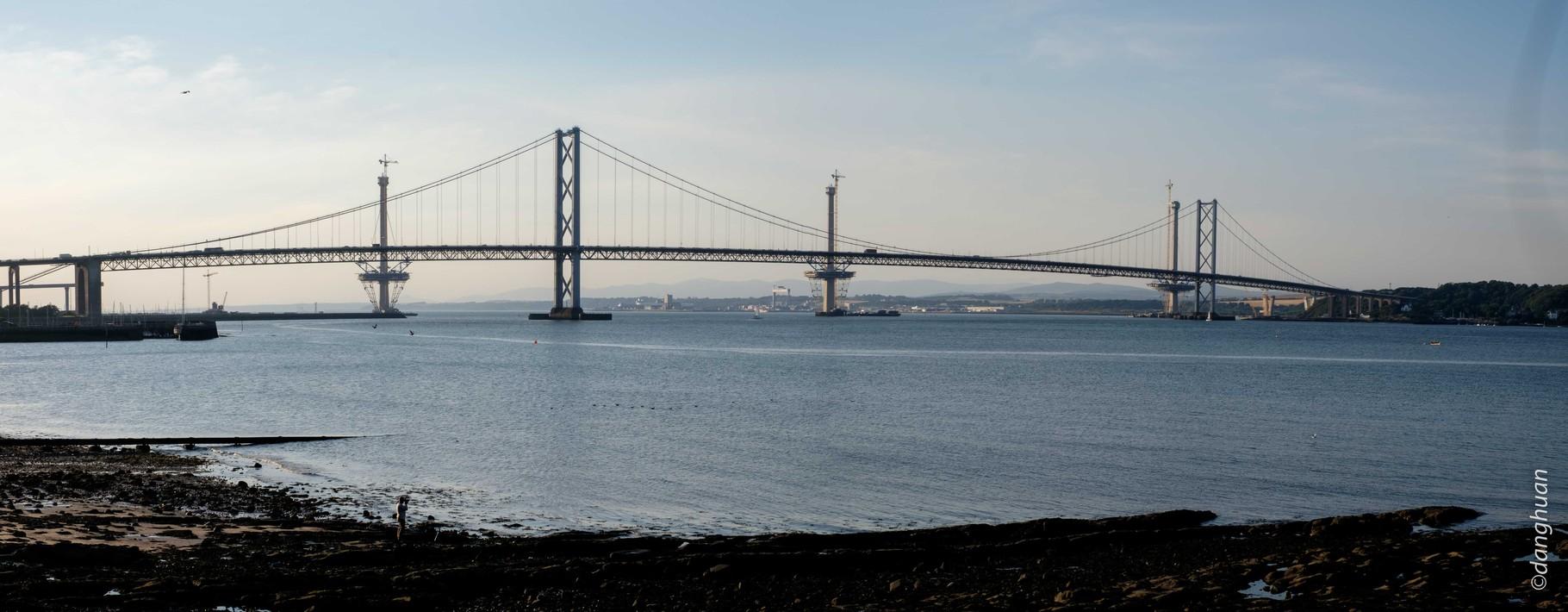 Pont en face de Foth bridge