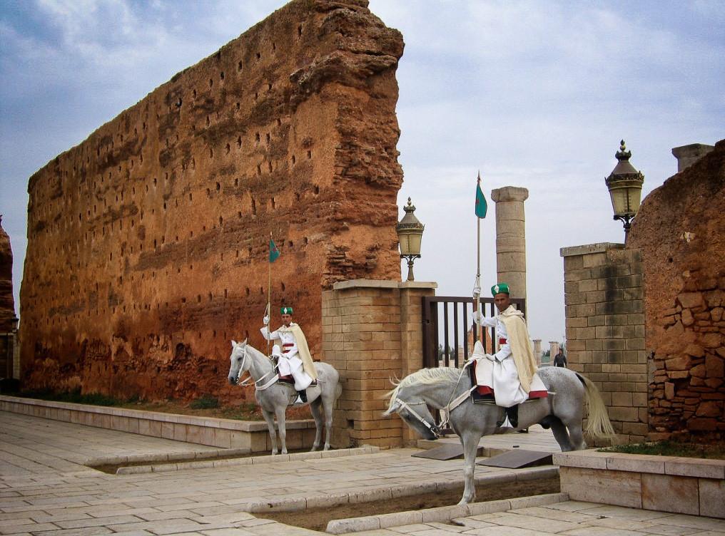 Rabat - Mosquée Hassan