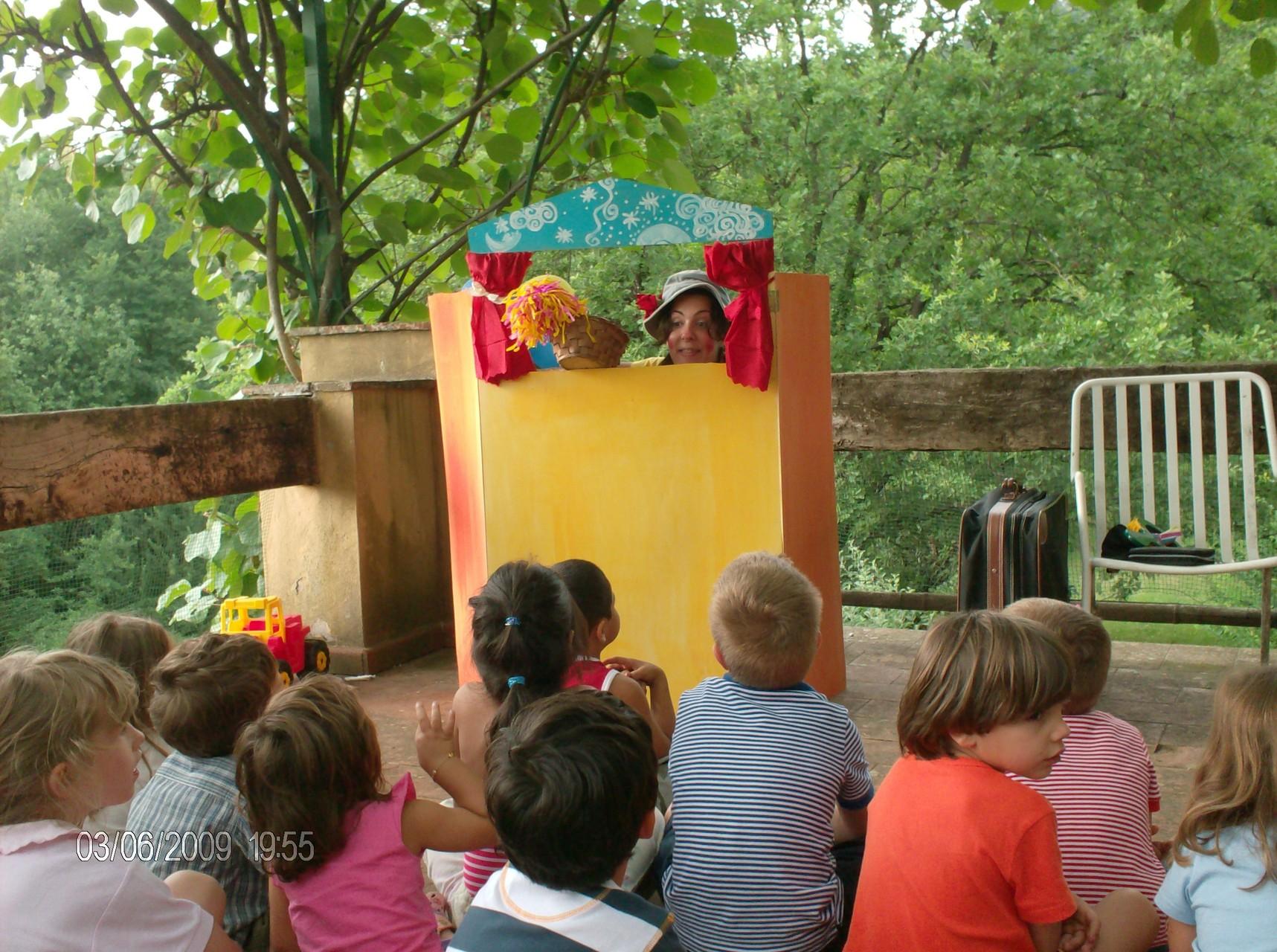 animazione feste bambini compleanni