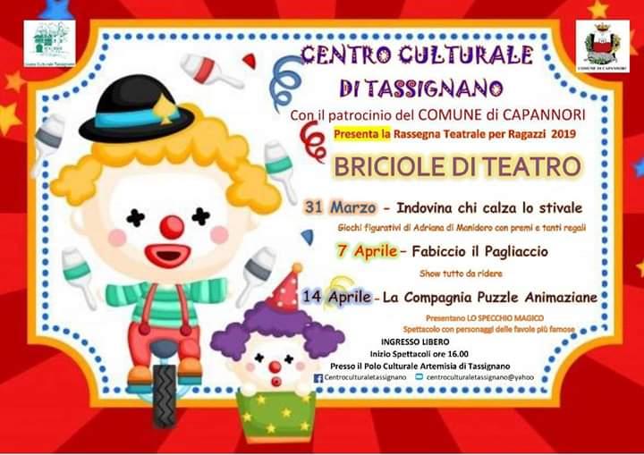 animazione feste bambini fabiccio clown