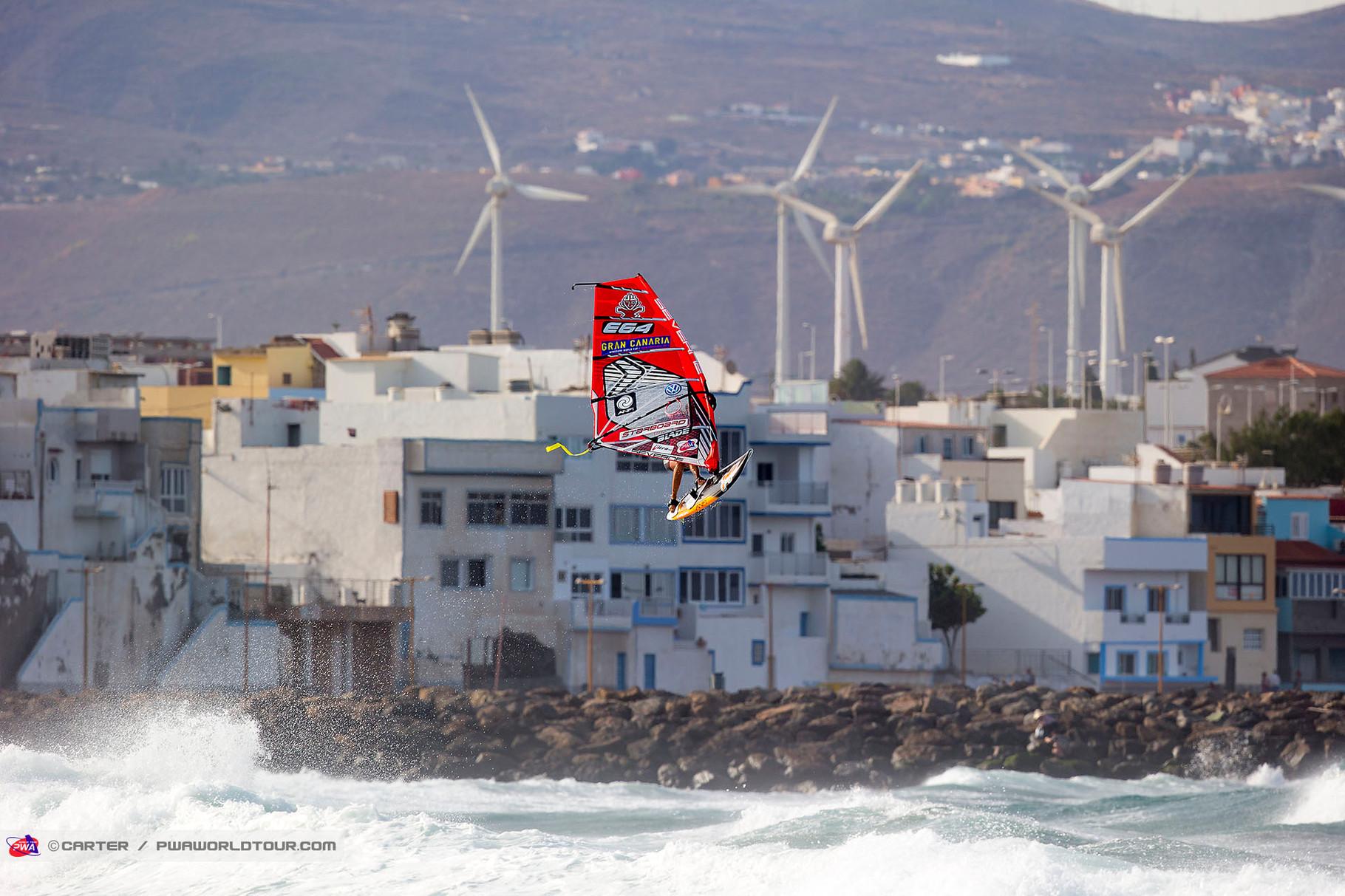 Hoher Forward: Daida Ruano Moreno. ©Carter PWA