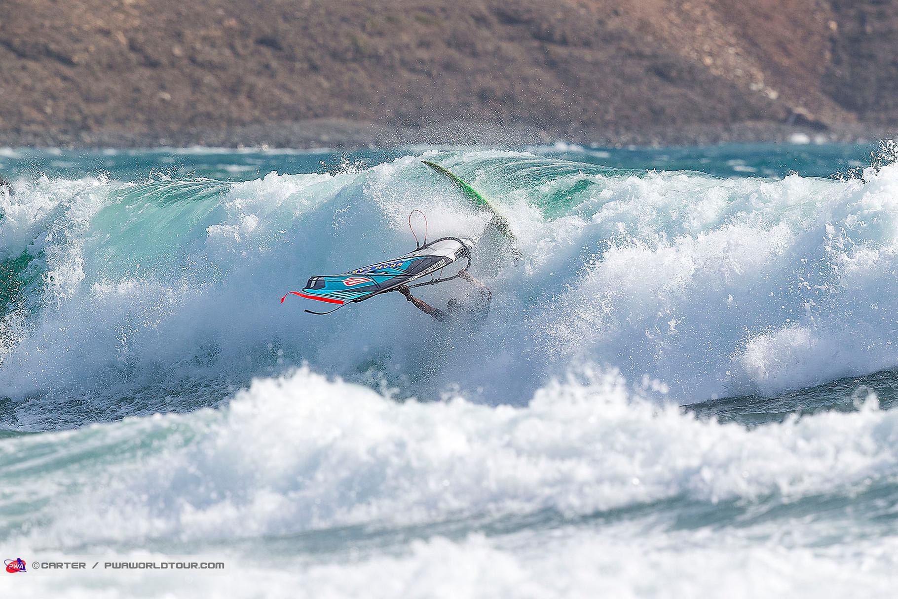 Klaas Voget Wave 360er. ©Carter PWA