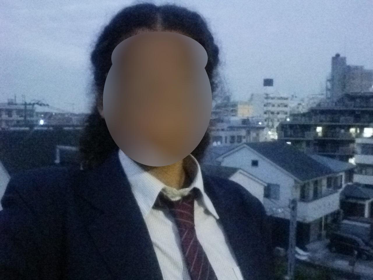 me in schooluniform
