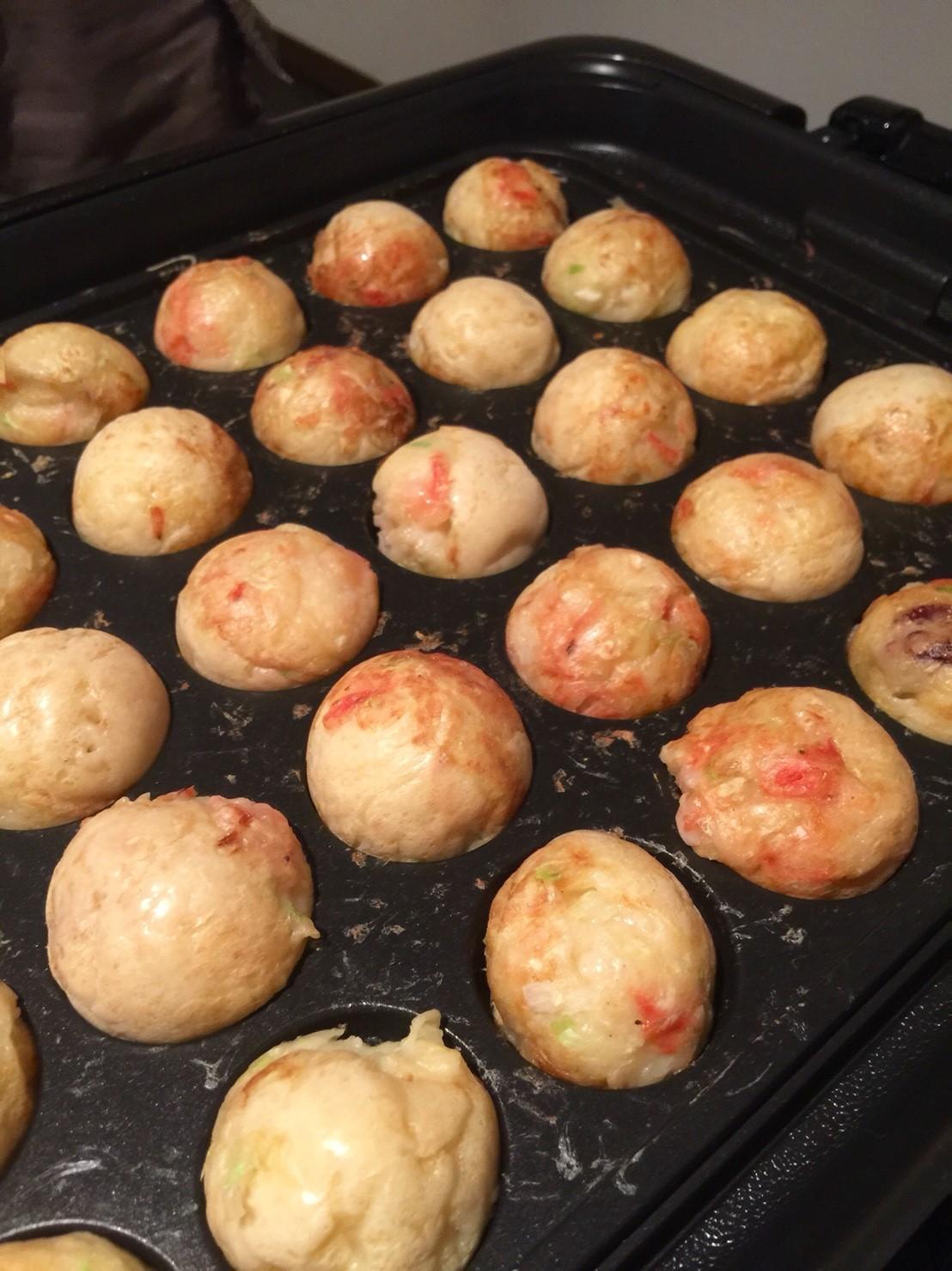11 Takoyaki