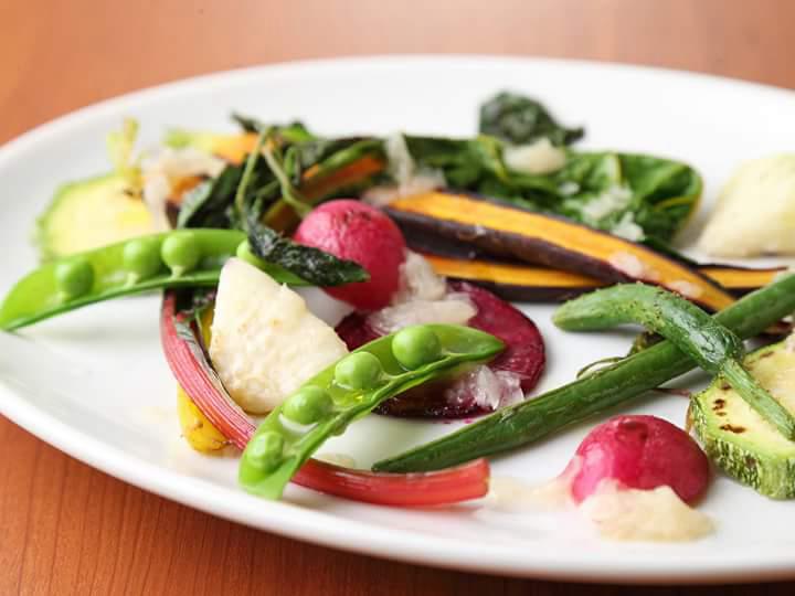 地元生産のお野菜たち