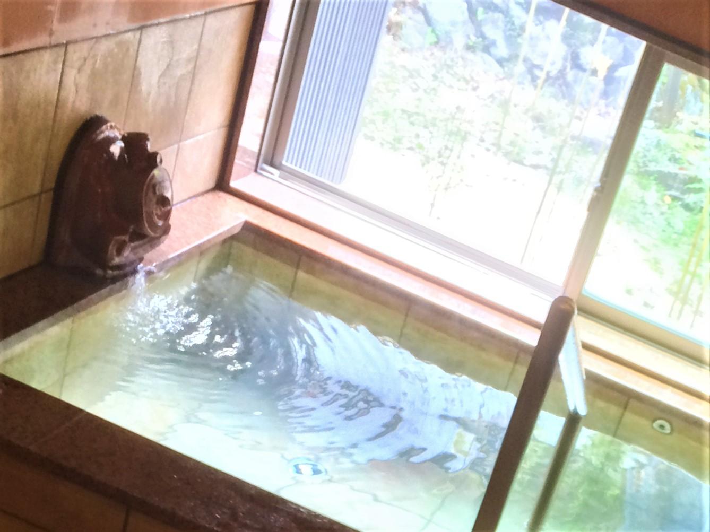 お風呂 日帰り入浴もできます