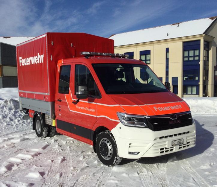 Neues Materialtransportfahrzeug (MTF)