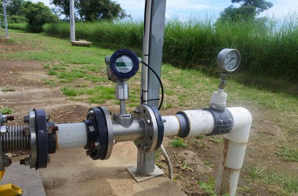 Biogas meter - NG meter
