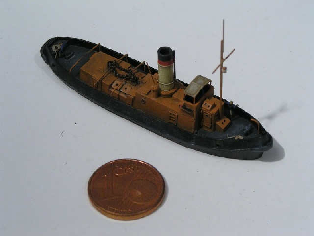1:350 Resin Kits - ssn-modellbaus Webseite!