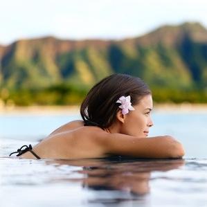 ハワイ伝統のマッサージ☆首肩背中&リフレクソロジー
