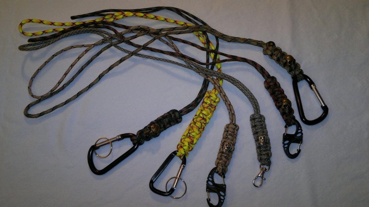 Badgehalter oder Schlüsselanhänger