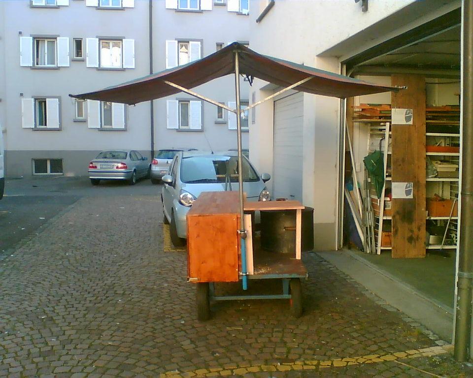 Heisse Marroni Catering ZÜRICH