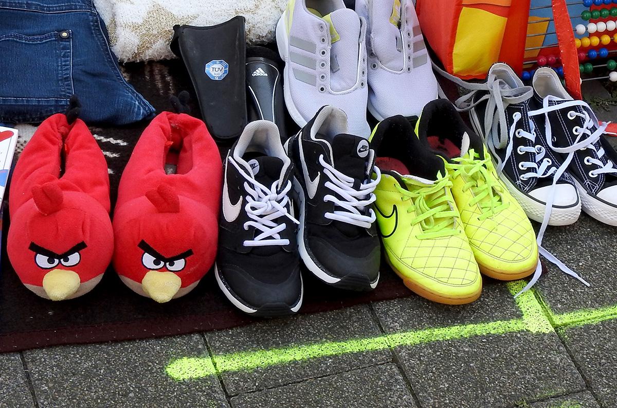 Irrungen der Schuindustrie