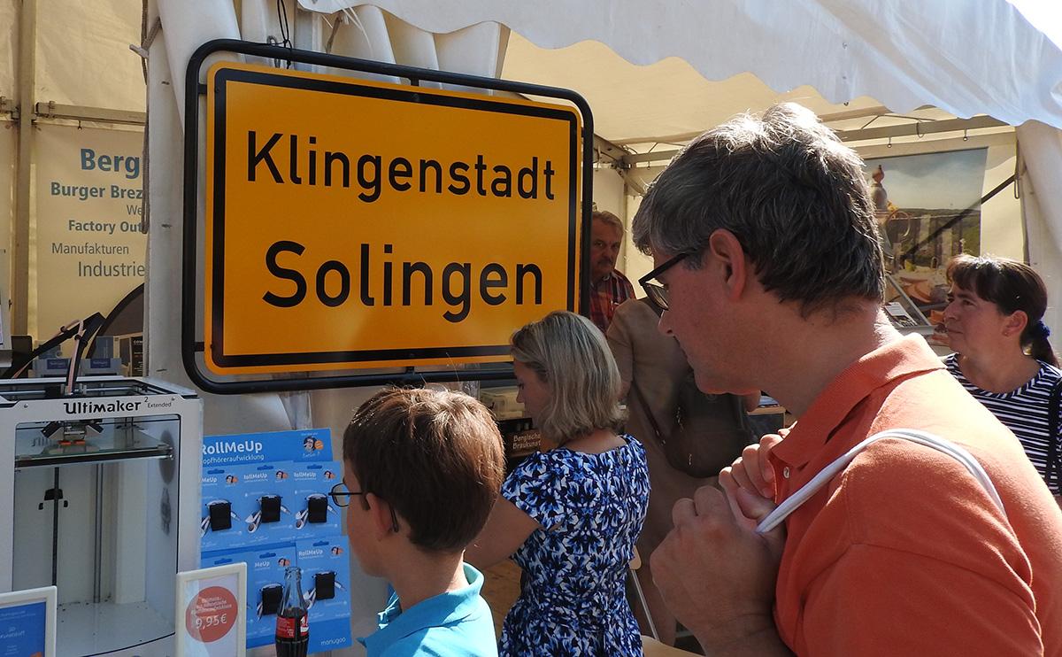 Alles schaut derzeit auf Solingen