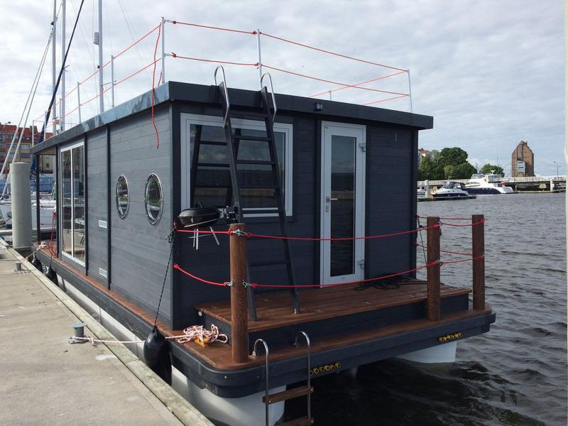 hausboot floss julietta hausbooturlaub ohne f hrerschein yachtcharter bootmiete polen. Black Bedroom Furniture Sets. Home Design Ideas