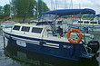Hausboot WEEKEND Masuren Mazula Charter Czarter