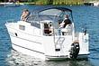 Nautika 830 CABRIO Hausboot Masuren Polen