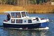 HABER 20 mini Reporter - Hausboot in Polen - Augustow Kanal - im Osten von Masuren