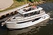 Hausboot HABER 33 REPORTER Weichsel, Weichsel-Werder, Oberlandkanal