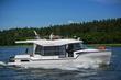Hausboot VC 30 Weichsel, Weichsel-Werder, Oberlandkanal