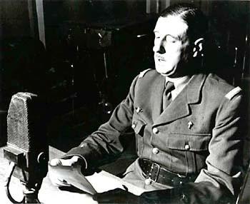 Le Général de Gaulle à la BBC