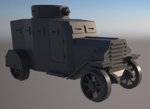 Erhardt Panzerwagen