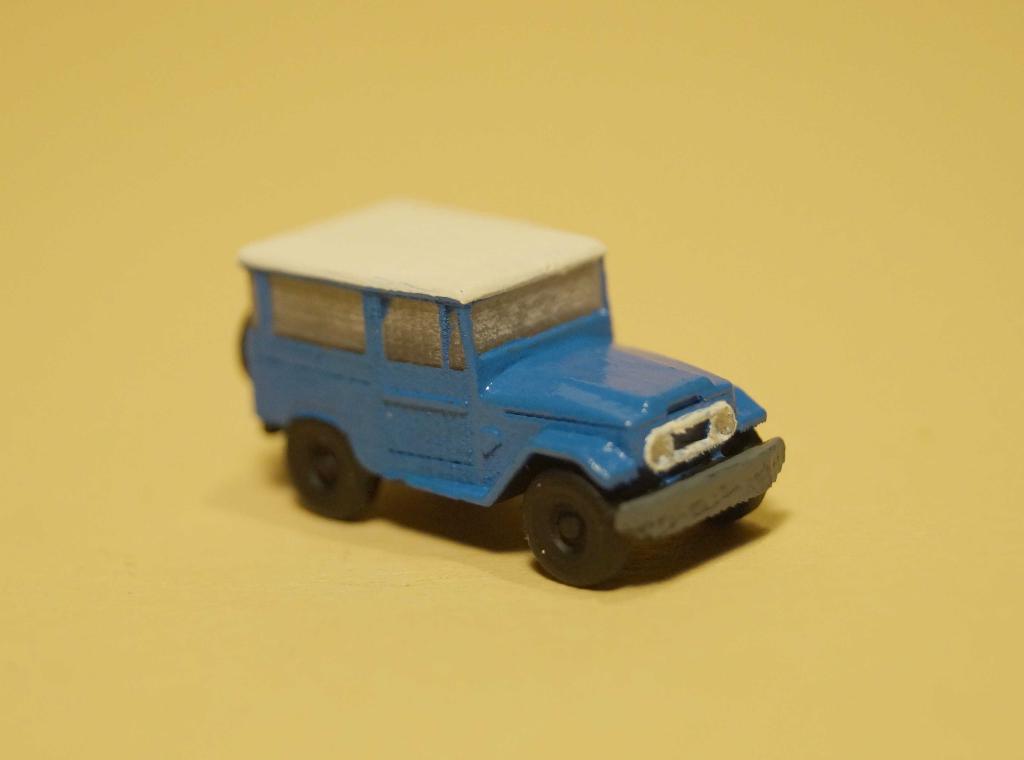 N-Scale Toyota FJ