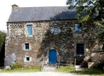 Le Presbital Kozh, manoir breton du 15ème siècle