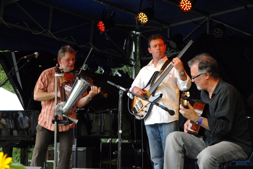 Le Fest-jazz de Châteauneuf-du-Faou